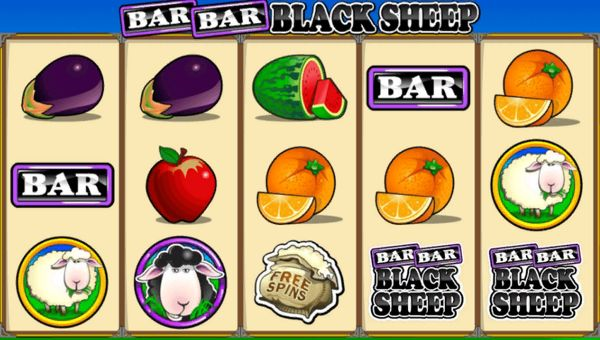 Symbols at bar bar black sheep online slot