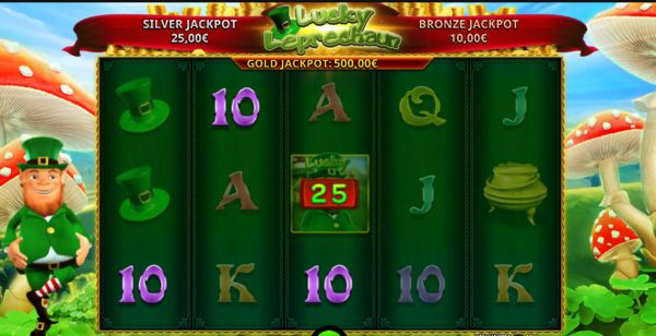 How to win at lucky leprechaun slot online