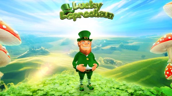 lucky leprechaun slot online review